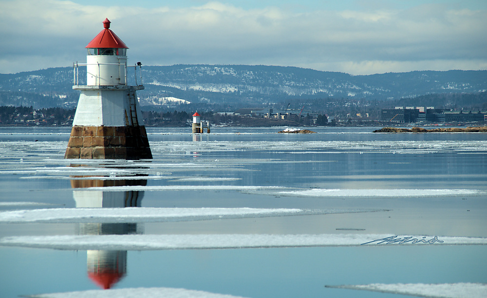 photoblog image ....in the bay of Oslo....