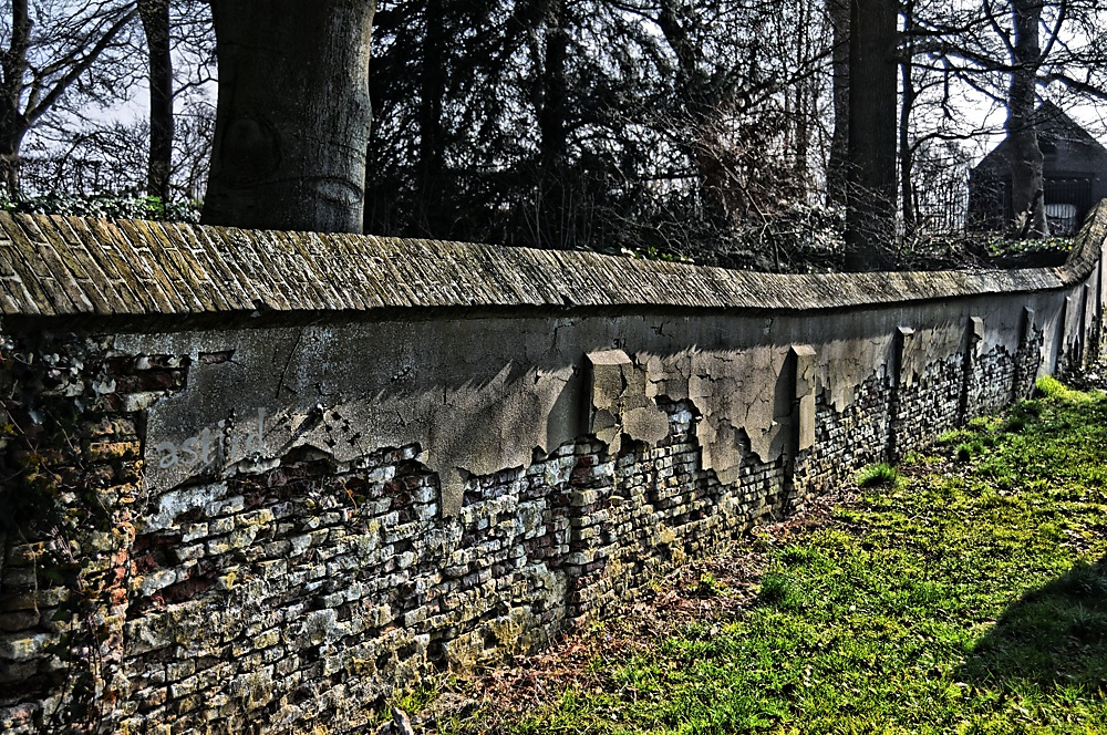 photoblog image ....an old wall.....