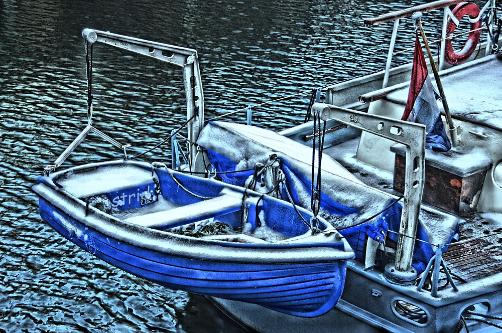photoblog image ....<s>Boat</s> Winter Friday....