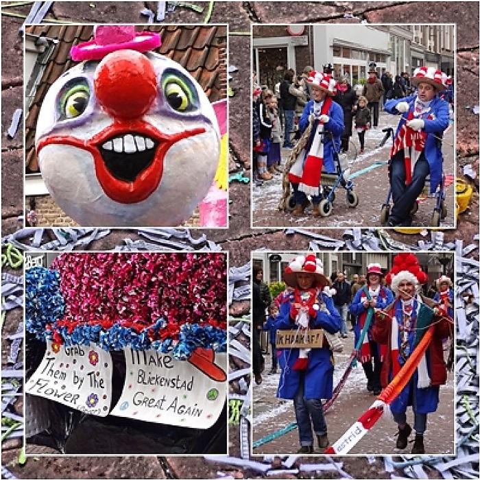 photoblog image ...Carnaval 2017 in Gorinchem....