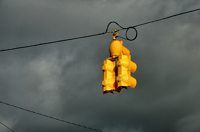 ....Traffic light....